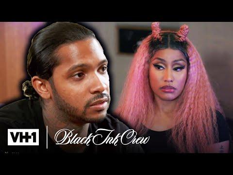 Every Celebrity Tattoo ft. Nicki Minaj, Erica Mena & More! 🤩 Black Ink Crew: Chicago