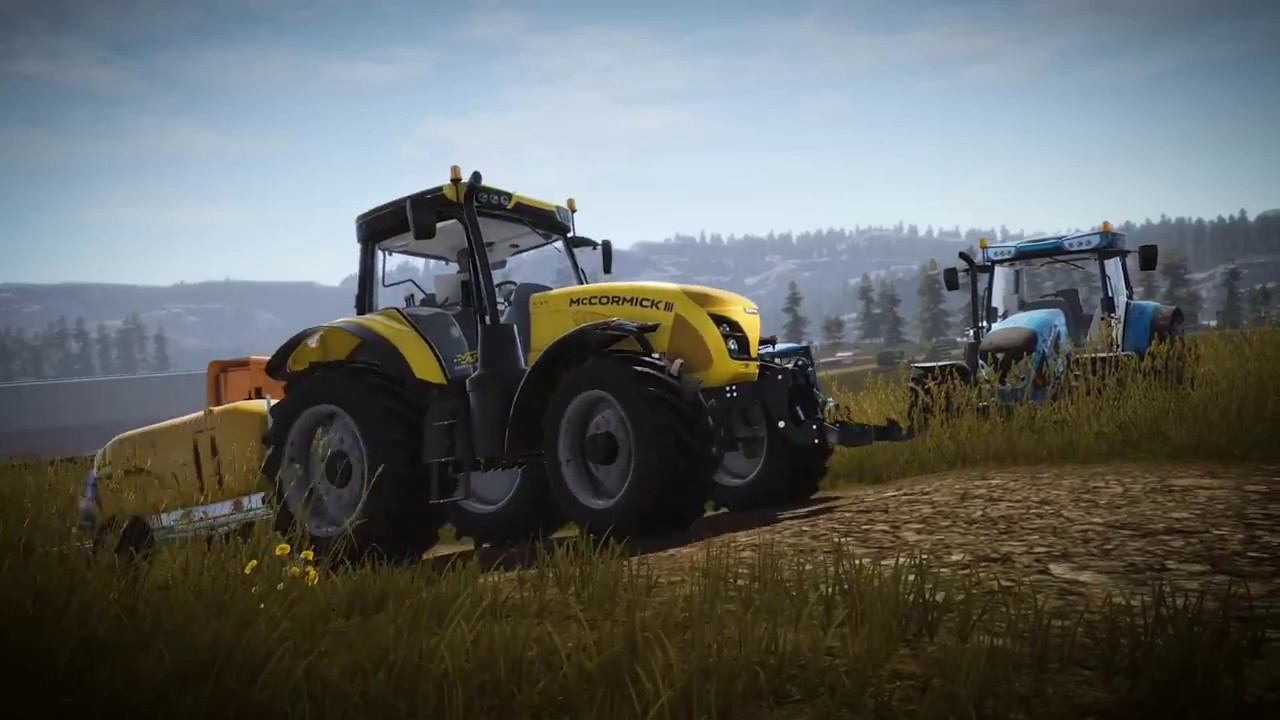 Pure Farming 2018 challenges