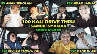 Video 100 KALI Muter DRIVE THRU di KFC YANG SAMA! SAMPE DI USIR! MP3, 3GP, MP4, WEBM, AVI, FLV September 2019