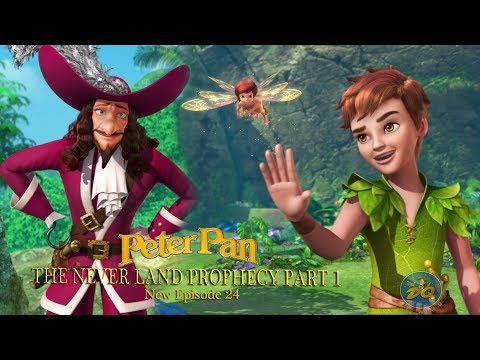 Peterpan Season 2 Episode 23 The Neverland Prophecy Part 1 | Cartoon For Kids |  Video | Online