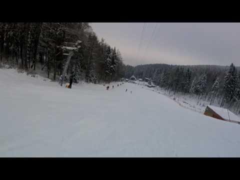 Ski Ještěd červena 1