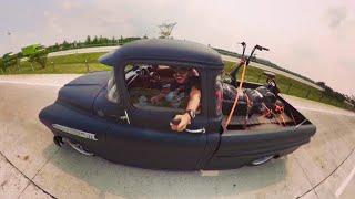 Video Road Trip Jakarta-Bali Pake Mobil Antik Chevrolet Apache [carvlog] MP3, 3GP, MP4, WEBM, AVI, FLV Januari 2019