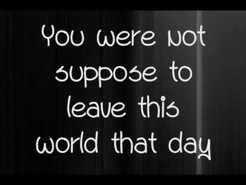 you're gone lyrics - Good Charlotte