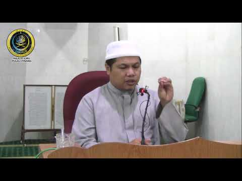 Kuliah Maghrib Dr Aqli Ahmad