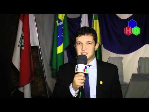 Inside News: Diplomação Pirapetinga Estrela Dalva - Ricardo Portes - Vice-prefeito Eleito
