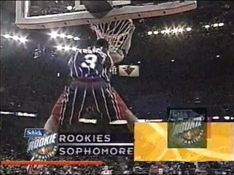 Steve Francis - Rookie Game Highlights (2000)