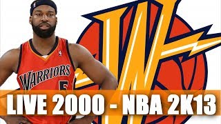 Baron Davis Through The Years - NBA Live 200 - NBA 2k13