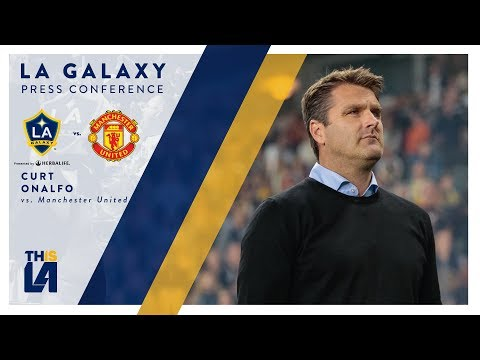 Video: Curt Onalfo vs. Manchester United | FULL PRESS CONFERENCE