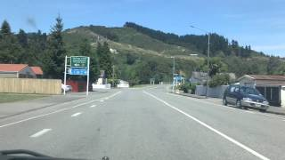 Reefton New Zealand  city pictures gallery : Reefton New Zealand A Drive Through