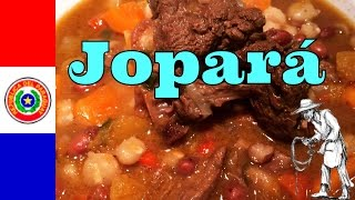 This hearty Paraguayan stew JOPARÁ will save you from Karai Octubre!! October First is just around the corner and if you don't have JOPARÁ (Yopará) in your h...