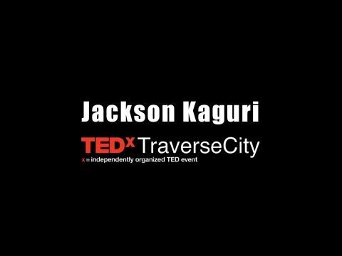 T. Jackson Kaguri - TEDx Talk