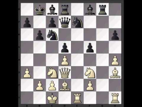 Chess Game: Tal's brilliant tactics