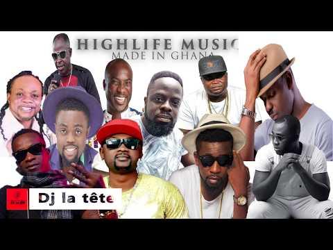 highlife music/ ghana highlife music/ ghana music 2019/ ghana party/ dj la tête mix