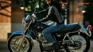 9. MOTORCYCLE, 2016 2018 YAMAHA SR400!