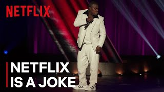 Tracy Morgan: Staying Alive   Exclusive Clip   Netflix