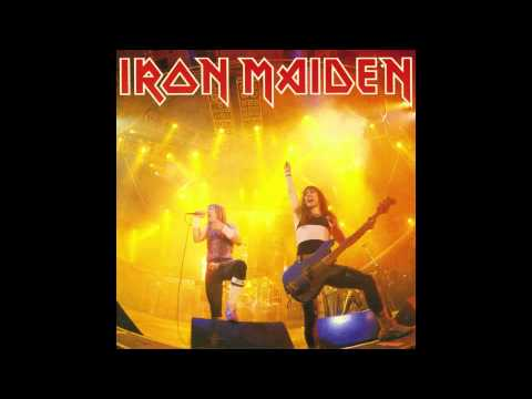 Iron Maiden - Running Free (Live) / Sanctuary (Live)