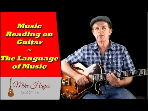 Guitar Notes For Beginners – Music Reading On Guitar – The Language of Music (part 2- Pitch)