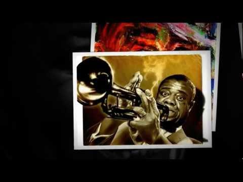 Tekst piosenki Louis Armstrong - Everybody's Talkin' po polsku