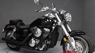 6. 2005 KAWASAKI VN1600 VULCAN 1600 MEAN STREAK - National Powersports Distributors