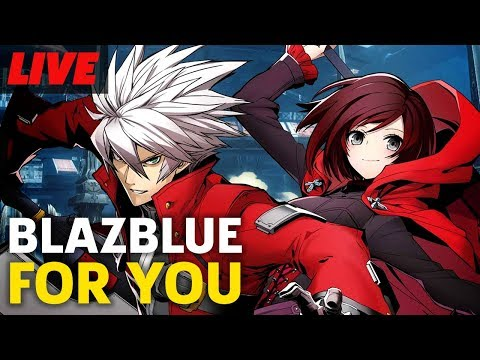 BlazBlue Cross Tag Battle Launch Day Livestream | GameSpot LIVE Replay
