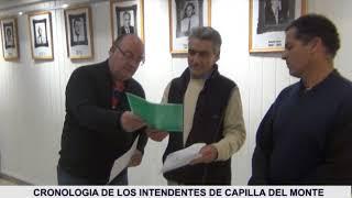 DETALLES DEL INICIO DE LA OBRA DE GAS PARA CAPILLA: DESPUES DE MAS DE 10 AÑOS VUELVE A CAPILLA LA OBRA DE GAS NATURAL