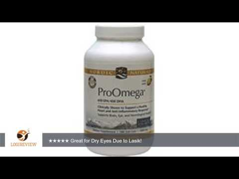 Nordic Naturals ProOmega Lemon 1000 mg - 120 Soft Gels | Review/Test