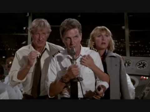 """""""The Landing"""" in Airplane (1980)"""