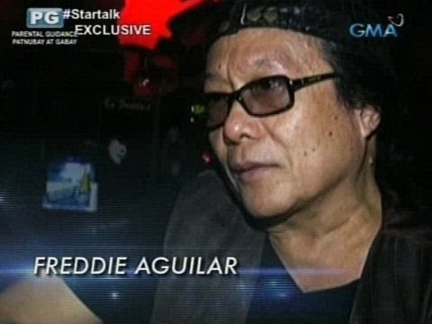 Video Startalk: Freddie Aguilar, nagsalita na tungkol sa away nila ng anak na si Maegan download in MP3, 3GP, MP4, WEBM, AVI, FLV January 2017