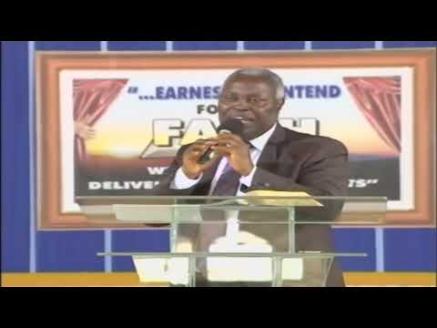 ( FRENCH)THE RAPTURE OF CHRIST'S SANCTIFIED BRIDE - PAS W.F. KUMUYI