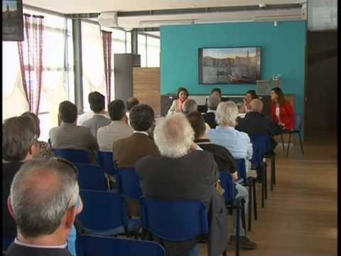 INAUGURAZIONE NUOVO INFOPOINT PESCA SUL PORTO DI ONEGLIA