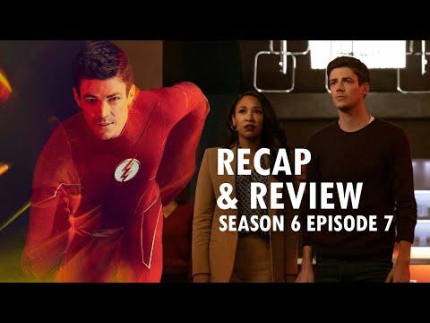 CRISIS IS HERE | The Flash Season 6 Episode 8 Recap & Review