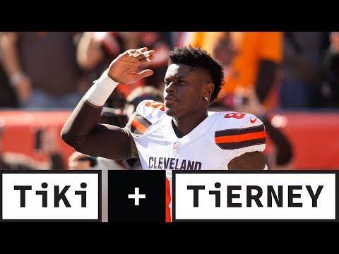 Video: David Njoku talks Browns football | Tiki + Tierney