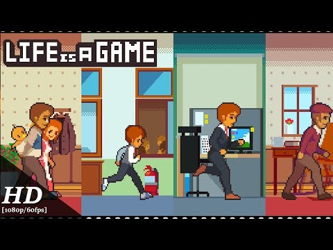 Life is a Game Android Gameplay [1080p/60fps]