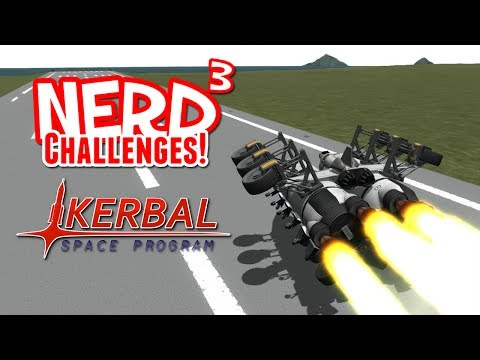 Nerd³ Challenges! SpacePlane™ - Kerbal Space Program