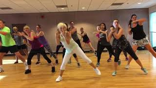 "Video ""EYE OF THE TIGER"" Survivor - Dance Fitness Workout Valeo Club MP3, 3GP, MP4, WEBM, AVI, FLV November 2018"