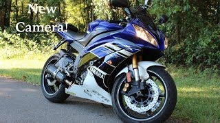 10. 2013 Yamaha R6 | Motovlog | Finally Cleaned My Bike!