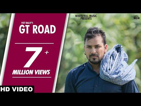 Video GT Road (Full Video) | Veet Baljit | White Hill Music | New Punjabi Song 2018 download in MP3, 3GP, MP4, WEBM, AVI, FLV January 2017