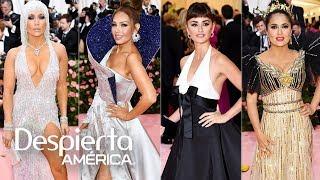 JLo, Thalía, Penélope, Salma, Zoe y Cardi: el toque latino de la Met Gala 2019