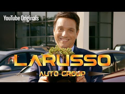 LaRusso Auto Group: We Kick the Competition - Cobra Kai