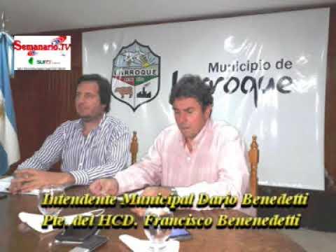 El Presidente Municipal De Larroque Realizo La Apertura De Sesiones