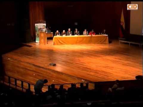 Cátedra Manuel Ancízar - 'La estructura agraria en Colombia''.