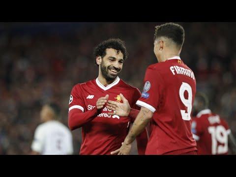 Liverpool's Jürgen Klopp hails 'world class' Salah after win over Roma