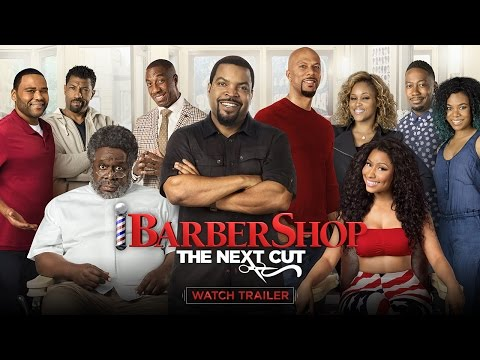 Barbershop: The Next Cut (Trailer)