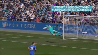 Red Bull Coliseum FIFA 16 Tips & Tricks: Tactics