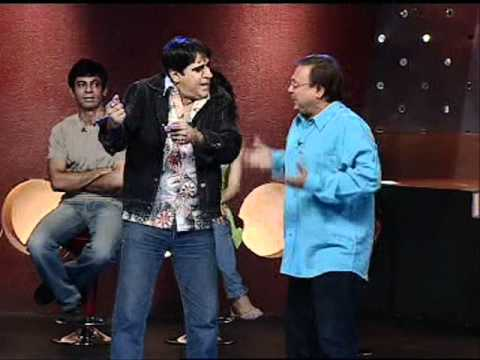 rakesh bedi - Lo kal Lo Baat was an improvisation show where actors did nothave any script and were on their own.