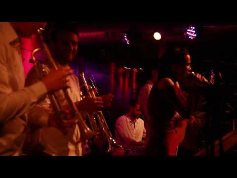 Caribe a Radka Pavlovčinová - JazzDock - Desperado