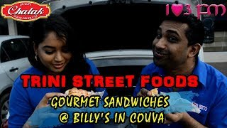 Billy's Gourmet Sandwiches in Couva! 1,390 views