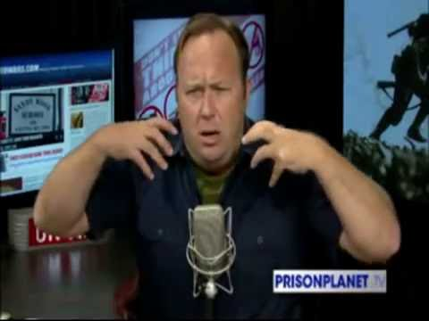 Anti Christ Alex Jones - Alex Jones discusses the evidence that Barack Obama is an antichrist. Learn more about the New World Order at http://www.newworldorderinfo.com.
