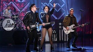 Video Demi Lovato & Fall Out Boy Perform'Irresistible' MP3, 3GP, MP4, WEBM, AVI, FLV Januari 2018