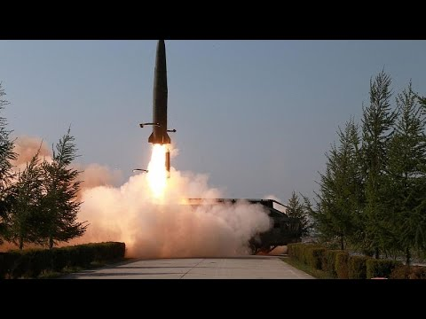 Nordkorea: Raketen getestet - Kim Jong Un rasselt erneut mit dem Säbel